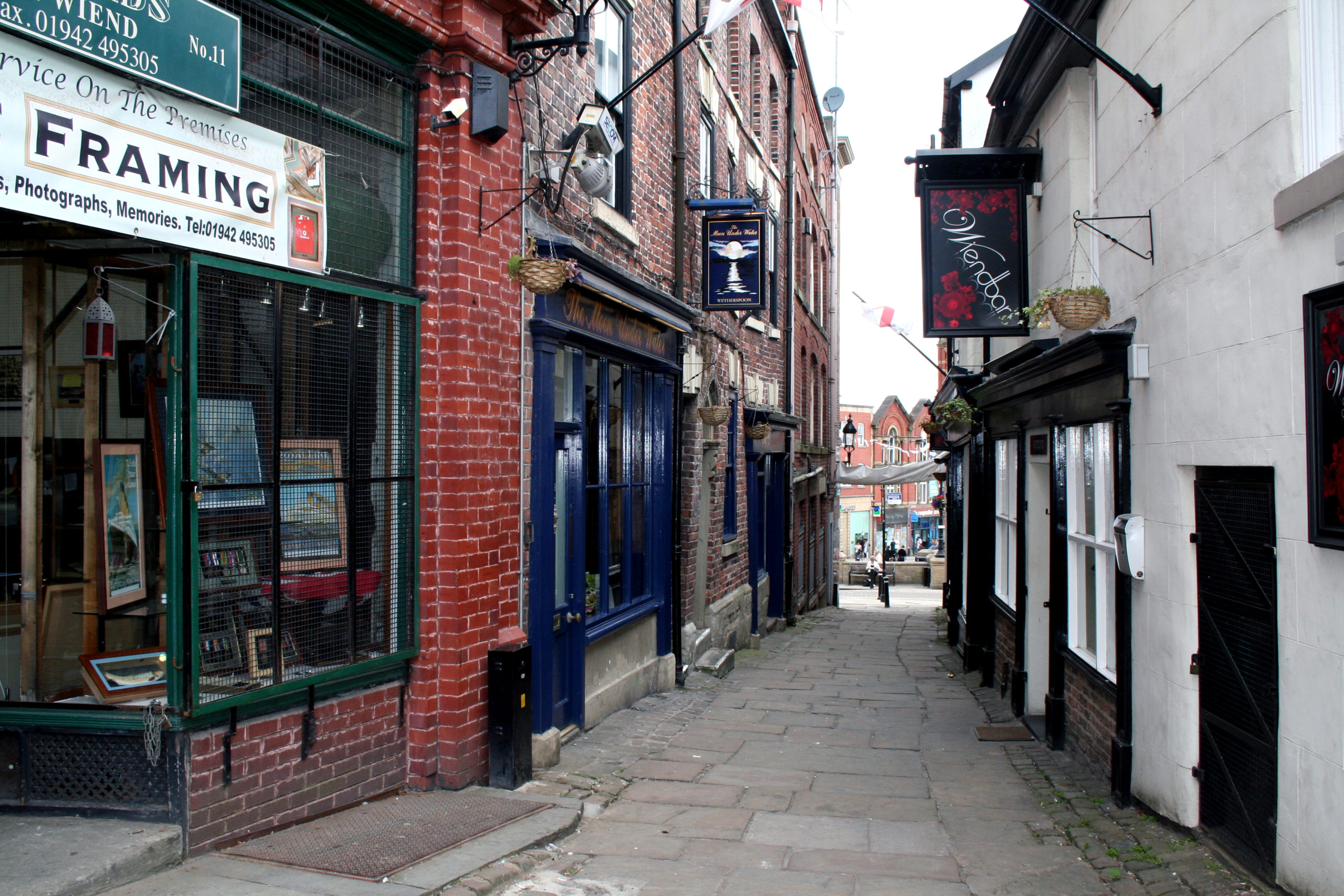 Wigan Arts and Culture
